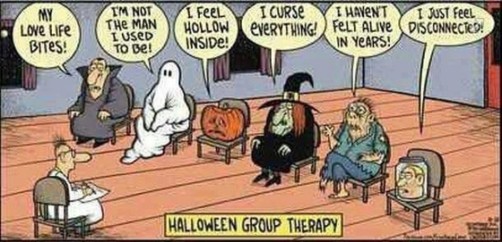 A Halloween Cartoon